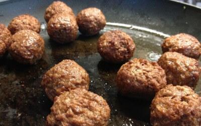 Vleesvervanger getest: Tivall balletjes