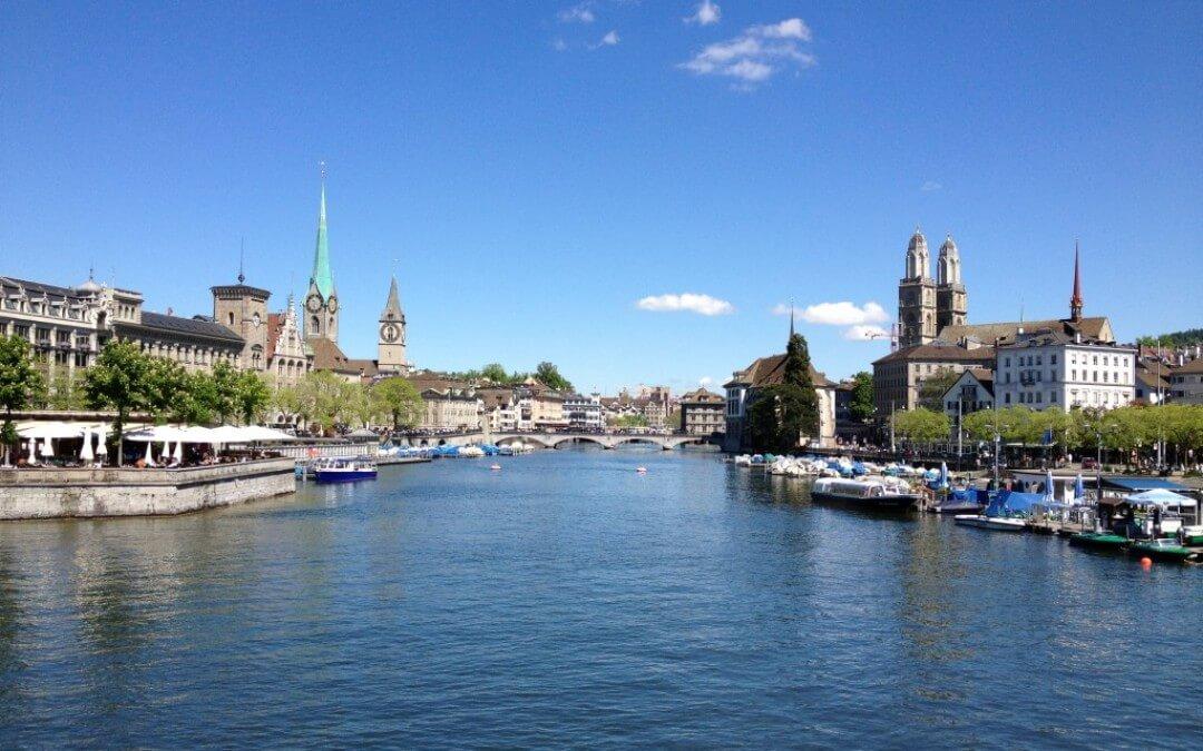 Paradijselijk Zürich