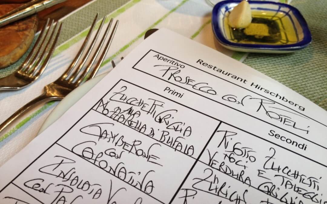 Restaurant Hirschberg: onze eeuwige favoriet
