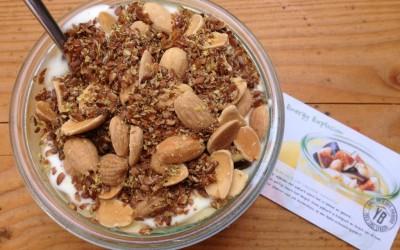 NEW: Yoghurt Barn
