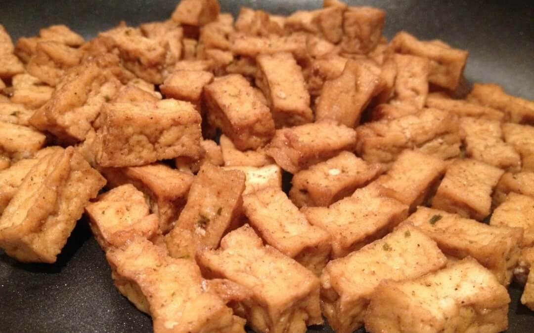 Vleesvervanger getest: Tofu roerbakblokjes AH