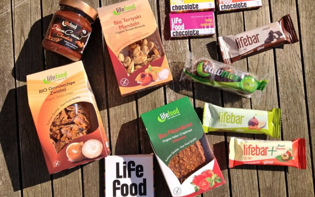 Lifefood: live nutrition for life