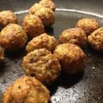 Vleesvervanger getest: Tivall groenteballetjes