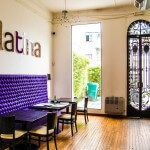 I Latina: Puerta Cerrada dining