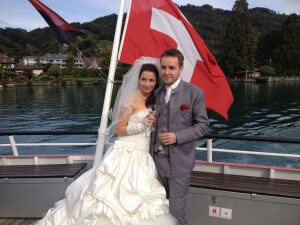 Foto van mijn week - Russian Wedding in beautiful Zürich