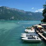 Tour de Lac d'Annecy
