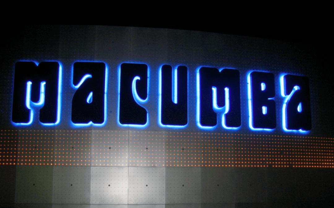 Macumba: de grootste discotheek van Europa