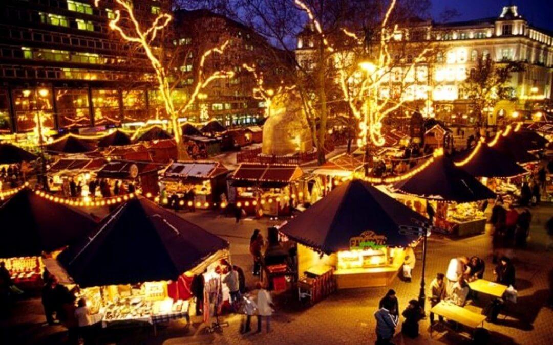 Feestdagen special: Food & Gift markets