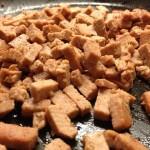 Vleesvervanger getest: Tivall spekreepjes