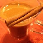 Pompoenmenu: Kruidige pompoen-amandelmelk