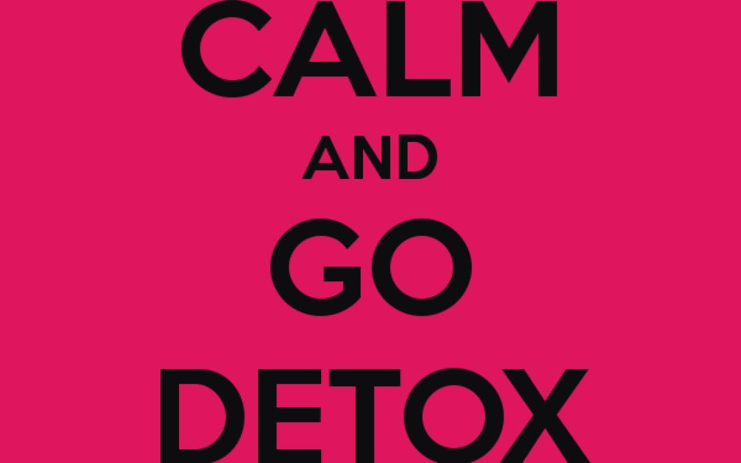 Get ready for summer detox