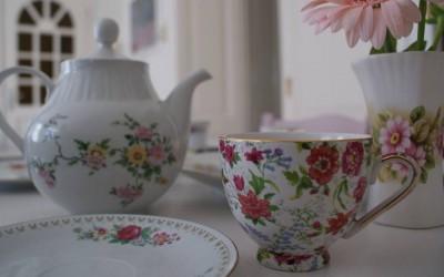 Handpicked Flowers: uniek servies met een bloemetje