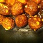 Vleesvervanger getest: pizzaballetjes Valess