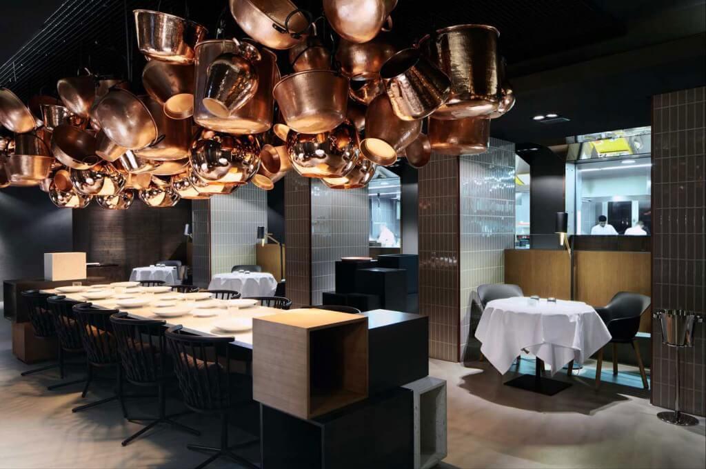 Das Stue: hotel, lounge, bar, casual & fine dining