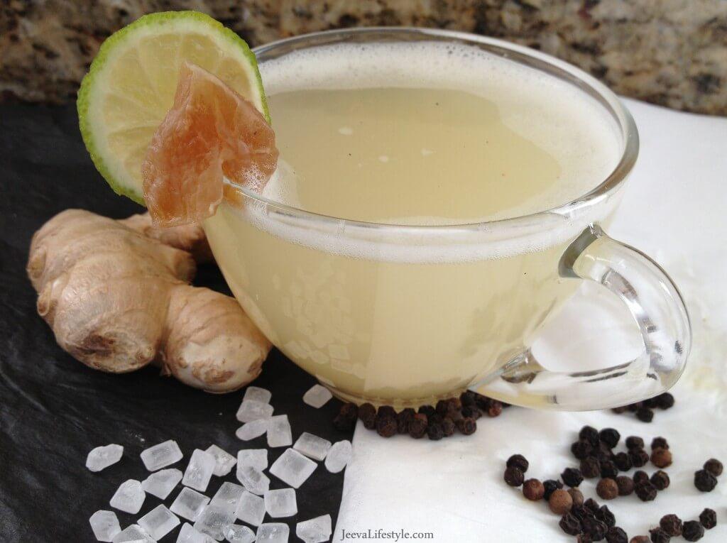 Ginger-Elixir