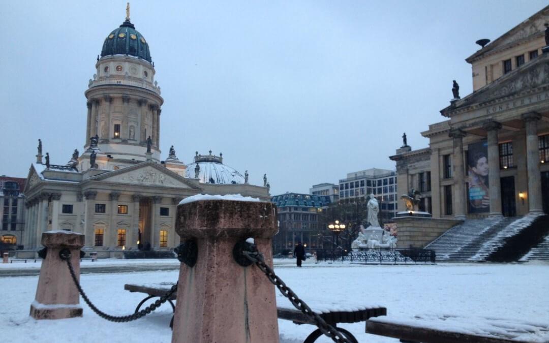 Berlijn: artistiek foodie walhalla