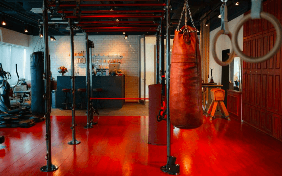 The Athletic Club: sporten zoals we gebouwd zijn