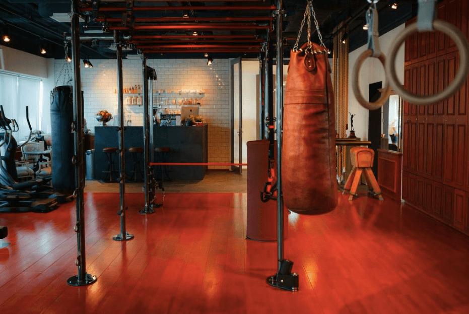 The Athletic Club: sporten zoals we gebouwd zijn