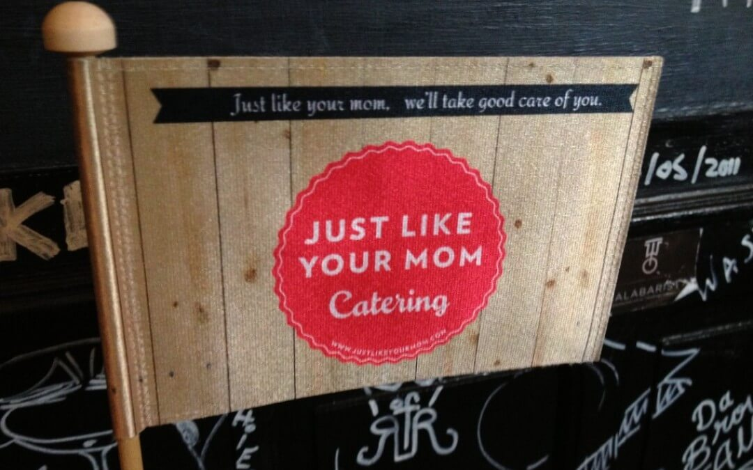 Just Like Your Mom: catering & chili burgers