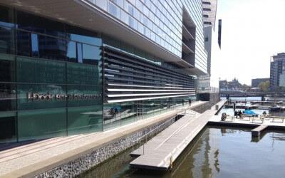 I-Dock: hotspot aan het water