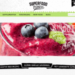 NEW: Superfood webshop