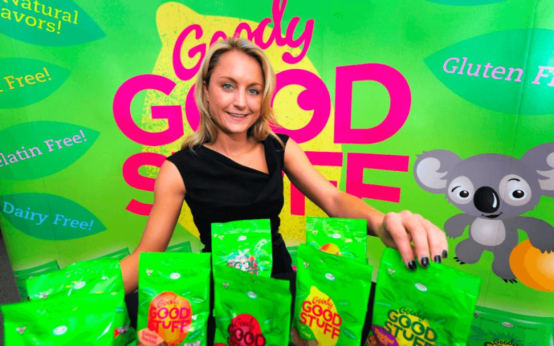 Goody Good Stuff: vegan jelly-snoepjes