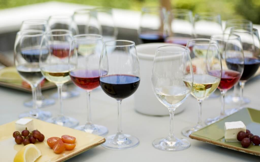 Wijn & spijs proeverij bij restaurant La Vina in Amsterdam