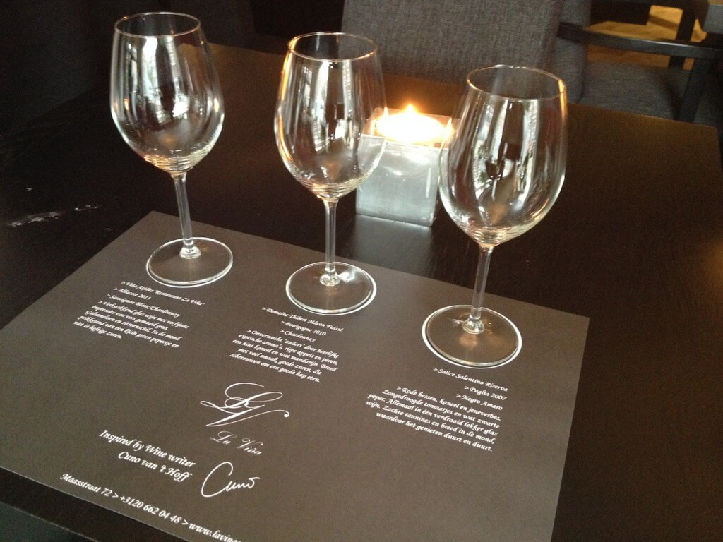 La Vina: wijn & spijs