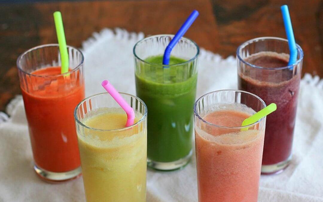 Dagelijkse smoothie:  waarom is het gezond?