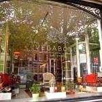 Vegabond: hippe vegetarische huiskamer