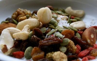 Superfruits: goji, baobab en inca