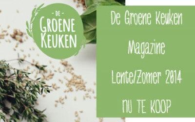 NEW: De Groene Keuken