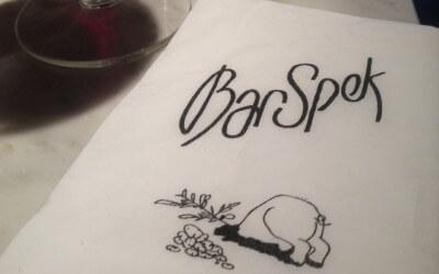 Bar Spek: ongecompliceerde gezelligheid