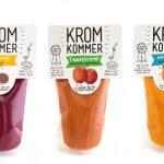 Kromkommer: soep van gekke groente