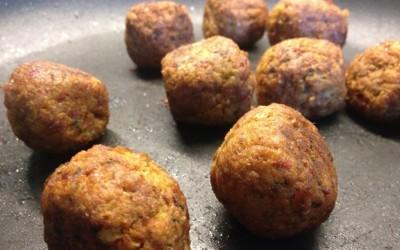 Vleesvervanger getest: Tivall spicy falafel