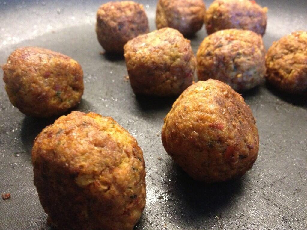 Vleesvervanger getest: de Spicy Falafel van Tivall!