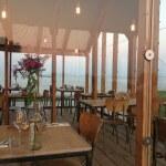 Vuurtoreneiland: het zomerrestaurant