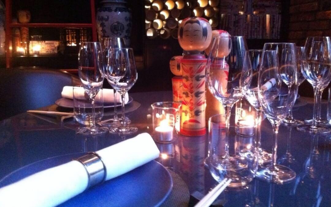 Taiko: haute cuisine Aziatisch