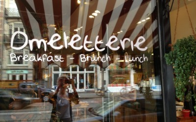 Omelegg: de beste omeletterie van Amsterdam