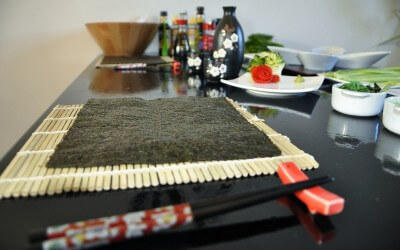 Vega sushi: de basis