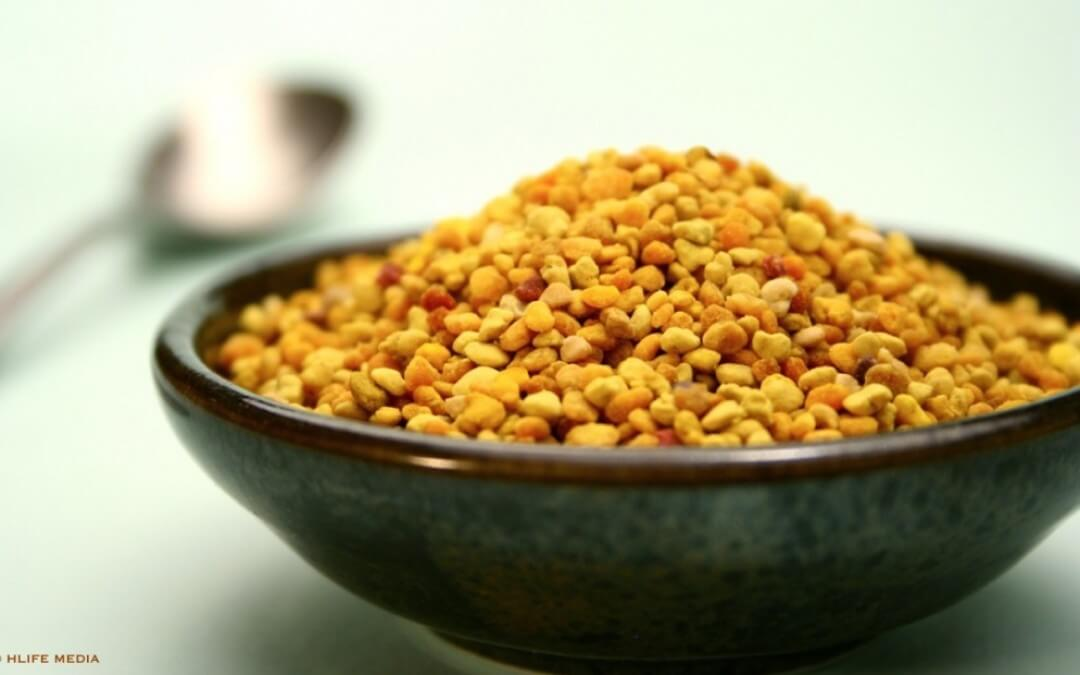 Superfood: Bijenpollen + recept