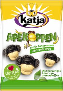 Katja Apekoppen vegetarisch snoep