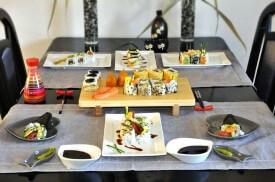 Hoe gezond is sushi?