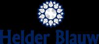 Helder Blauw Bunzlau Castle servies