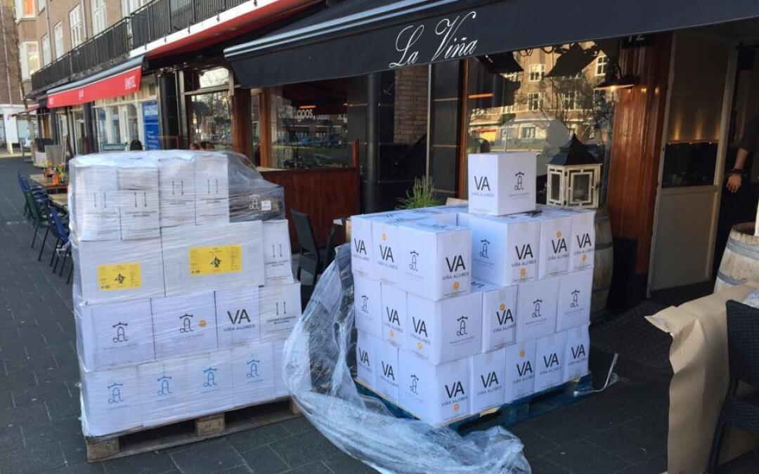 La Vina wijnen + WINACTIE