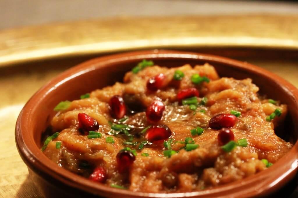 libanees recept voor vegetarische muhammara