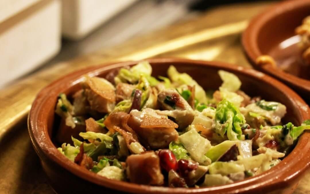 Libanese keuken: Fatouch