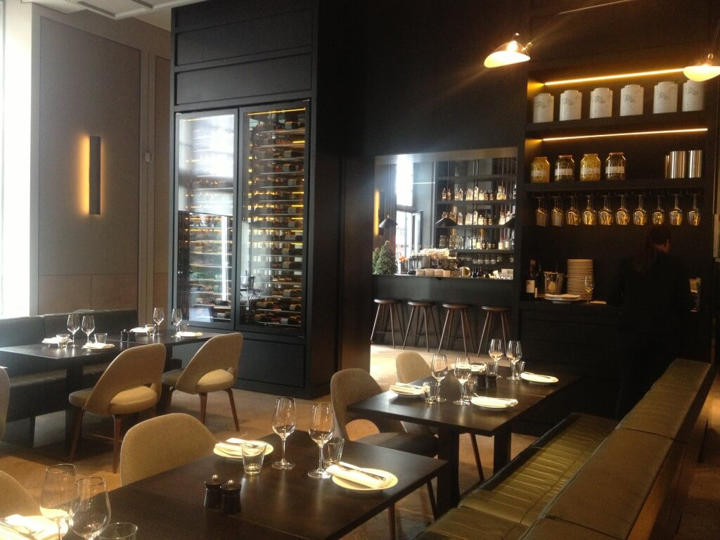 RIJKS restaurant: cultuur, design & culinair