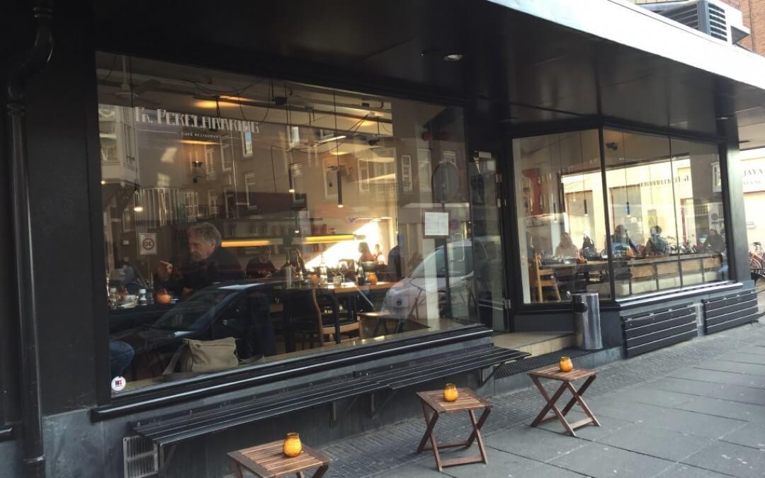 Pekelhaaring: scandinavisch buurtcafe