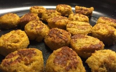 Hot 'n Spicy falafel Maza
